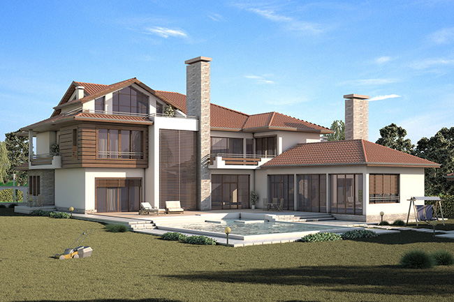 Еднофамилна къща – град Правец